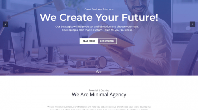 Business Premium WordPress Themes