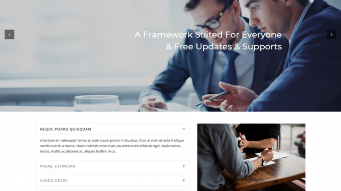 WordPress Multipurpose Themes