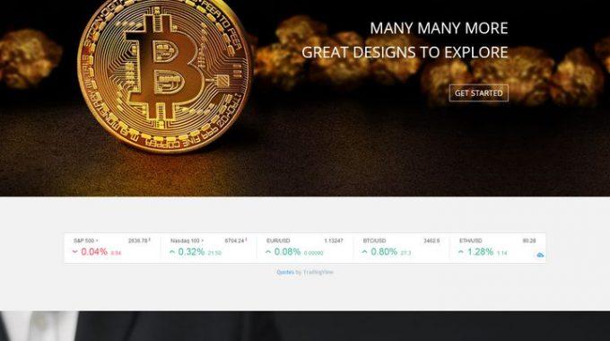 Crypto Multipurpose WordPress Themes