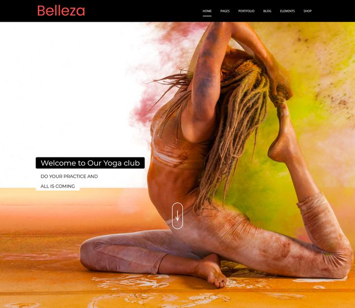 Yoga Multipurpose WordPress Themes