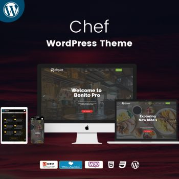 Chef WordPress Theme