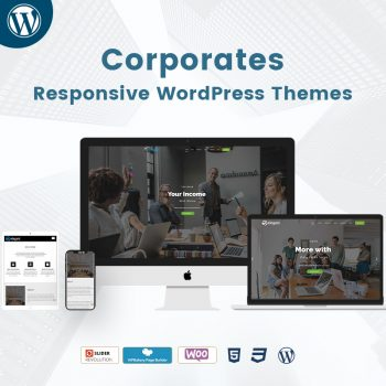 Corporates WordPress Theme