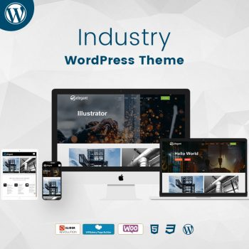 Industry WordPress Theme