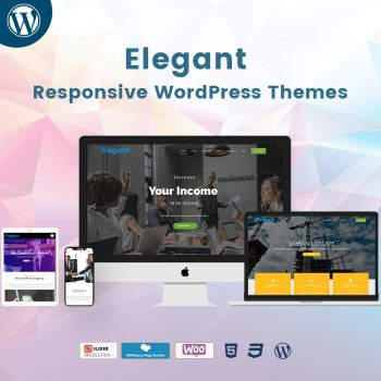 Elegant Responsive WordPress Themes