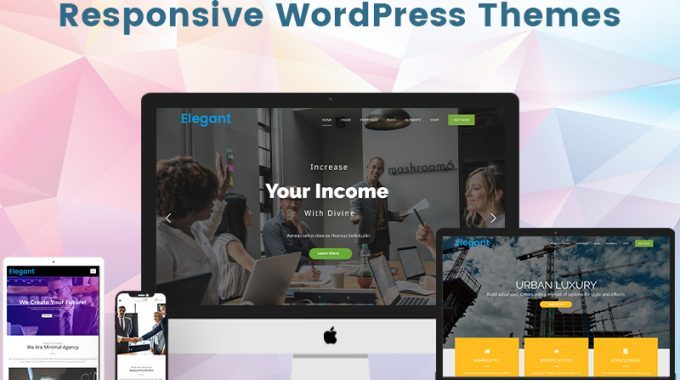 Theme Responsive WordPress Theme