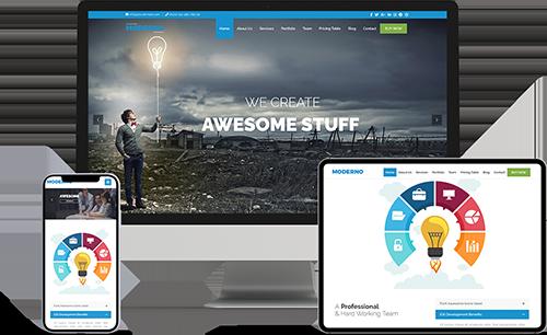 Agency Business WordPress Theme