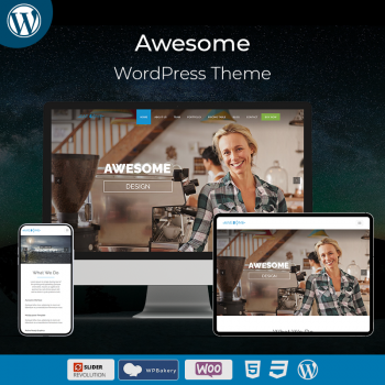 Awesome WordPress Multipurpose Themes