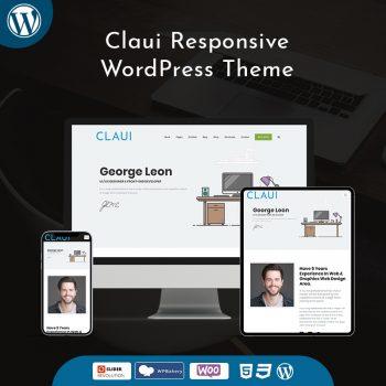 Claui Responsive WordPress Theme