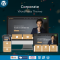 Corporate WordPress Theme