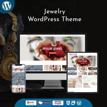 Jewelry Premium WordPress Themes
