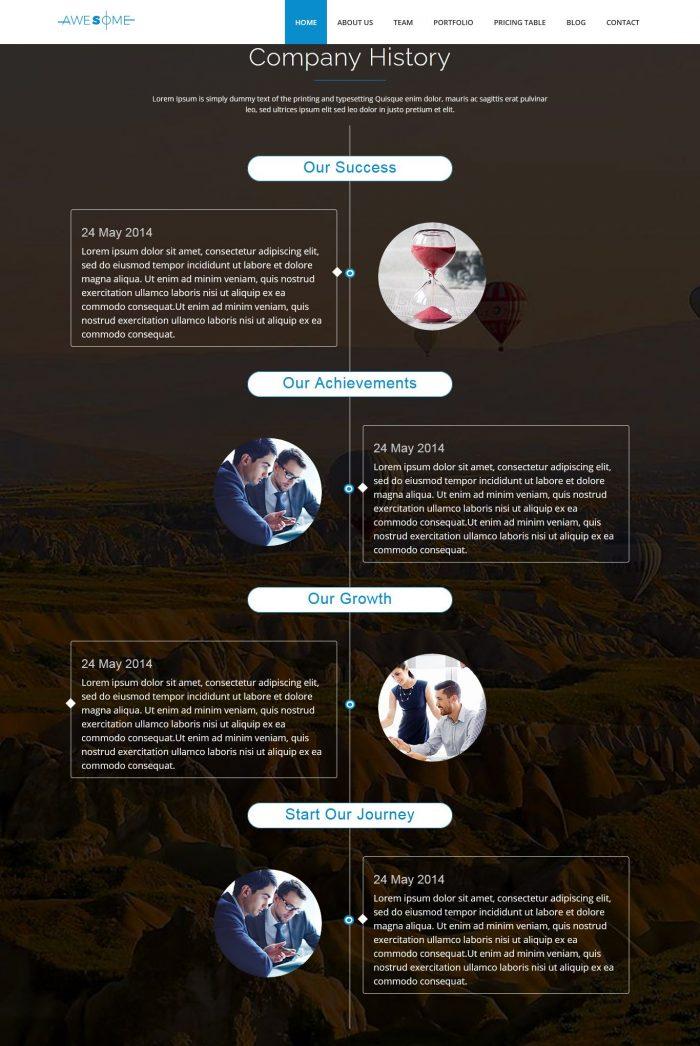 Multipurpose Responsive WordPress Themes