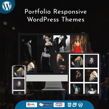 Portfolio Responsive WordPress Themes