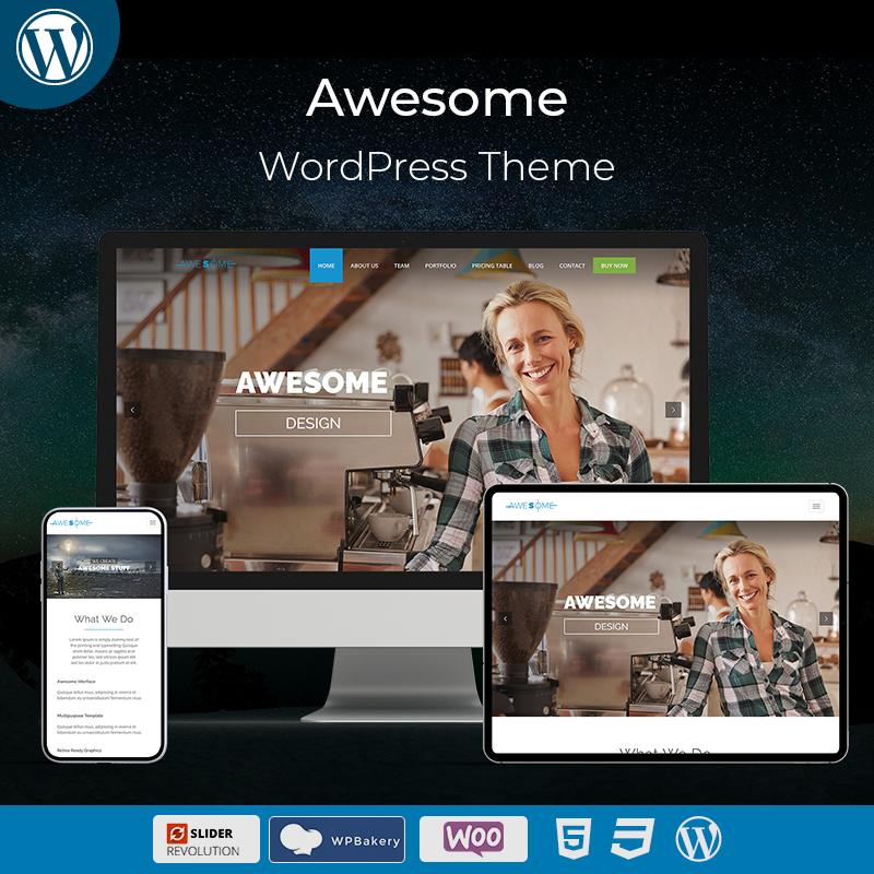 Multipurpose WordPress Themes Los Angeles