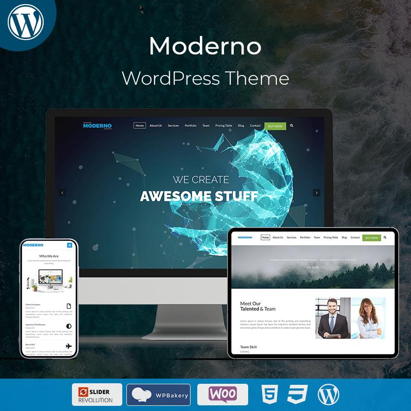 Business WordPress Theme Chicago