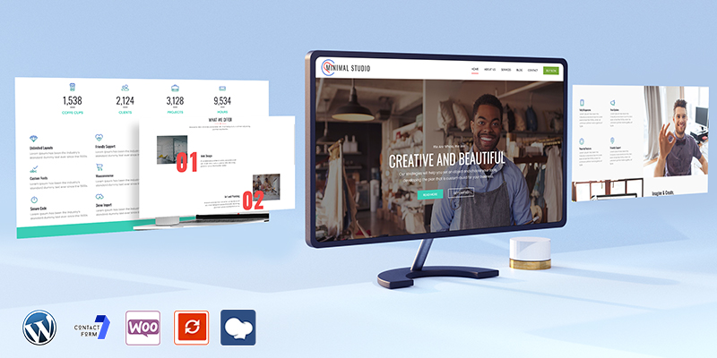 Premium WordPress Themes Chicago
