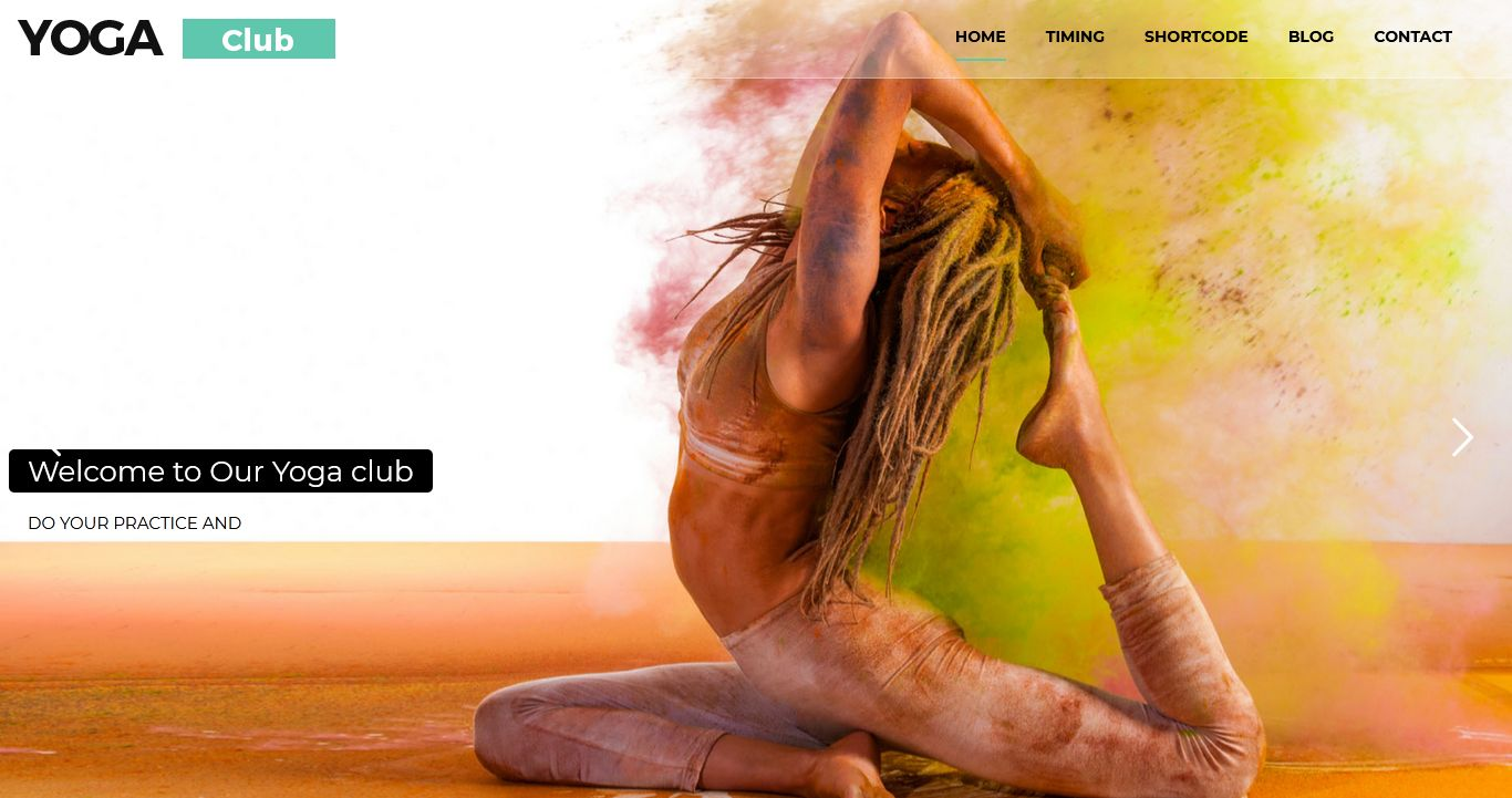 Responsive WordPress Theme Chicago