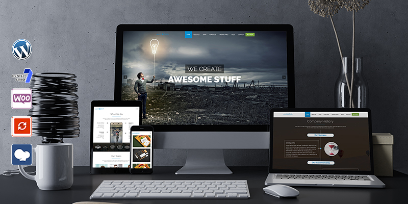 Awesome WordPress Multipurpose Themes Los Angeles