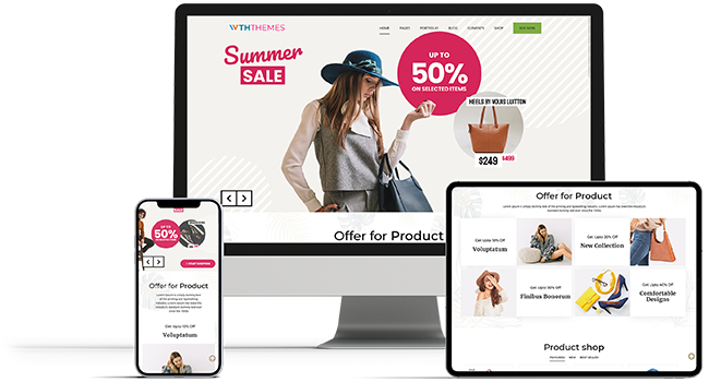 Fashion Store WordPress Themes