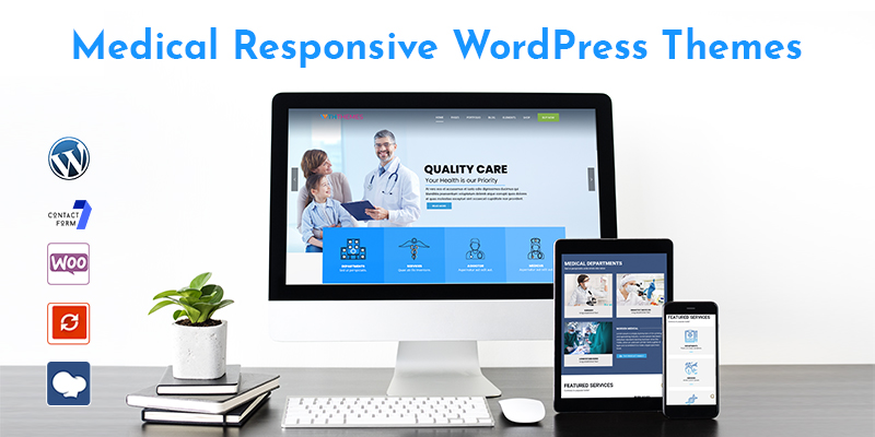 Medical WordPress Theme Chicago