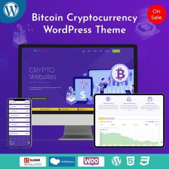 Best Bitcoin Cryptocurrency WordPress Theme