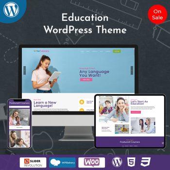 Best Responsive Education WordPress Theme
