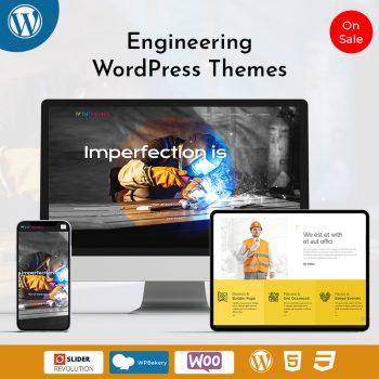 Best Industrial Engineering WordPress Theme