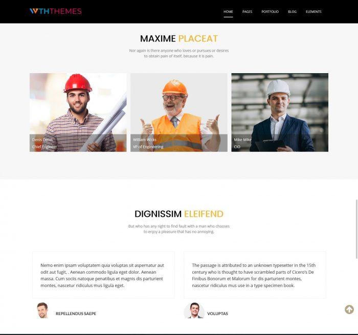 Engineering WordPress Themes