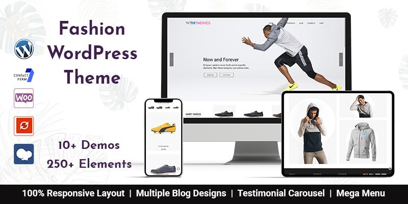 Premium Fashion WordPress Themes