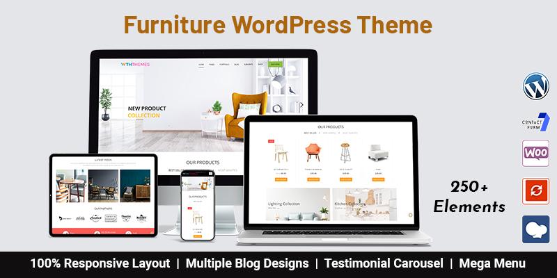 Furniture WordPress Theme