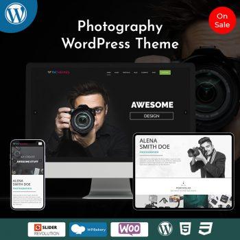 Business Photography WordPress Theme